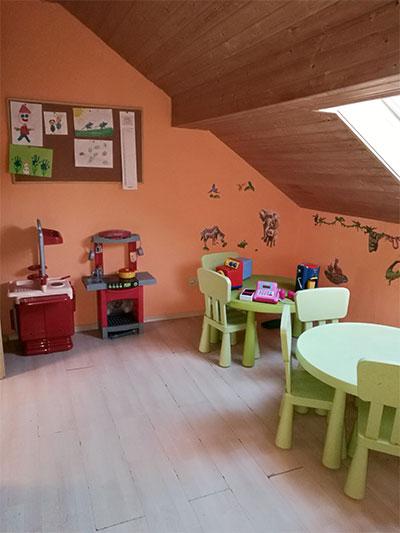 Kindertagespflege Pfaffenhofen - Räumlichkeiten